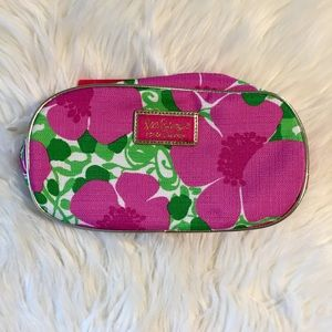 Lily Pulitzer for Estée Lauder Cosmetics Bag
